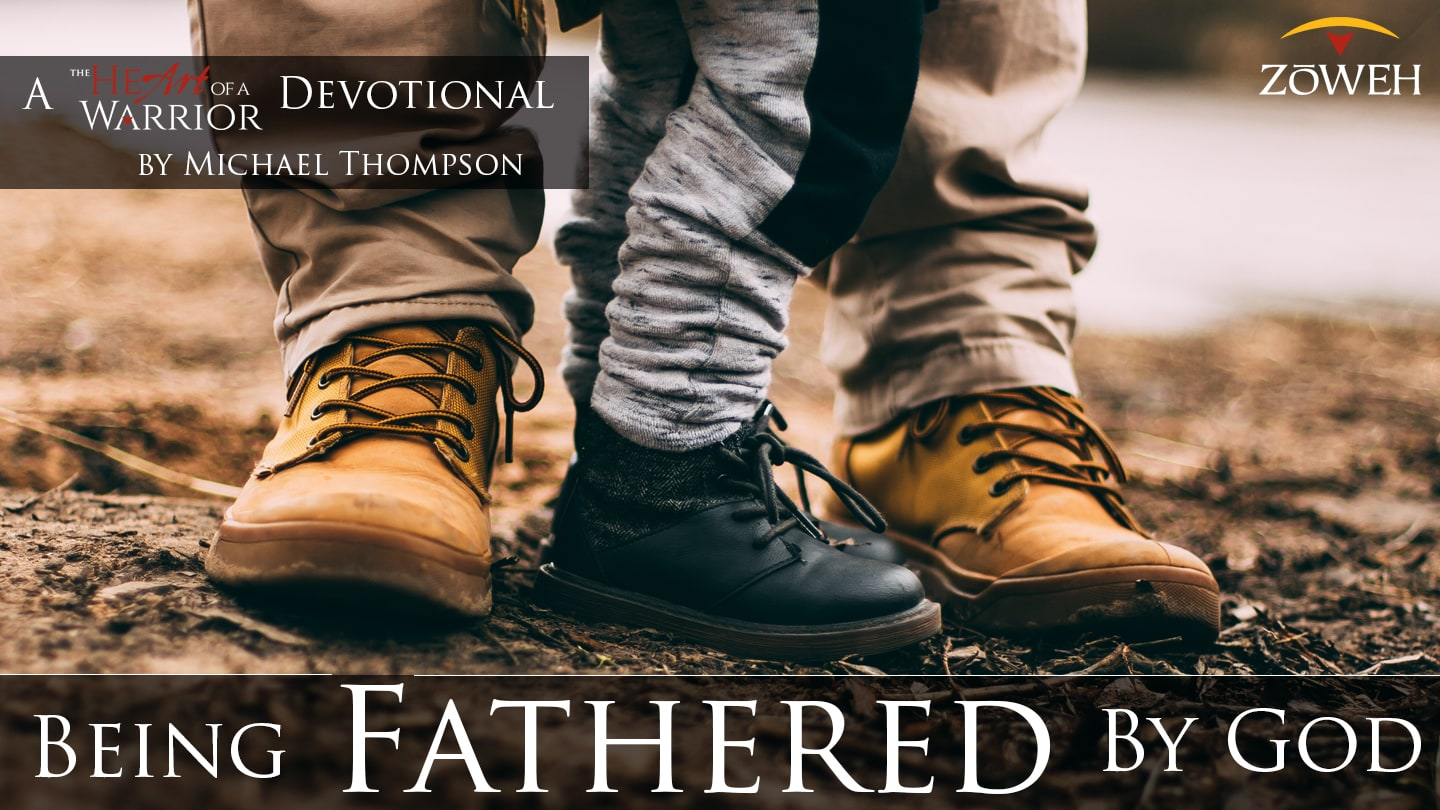 Being Fathered by God YouVersion Bible App Devotional