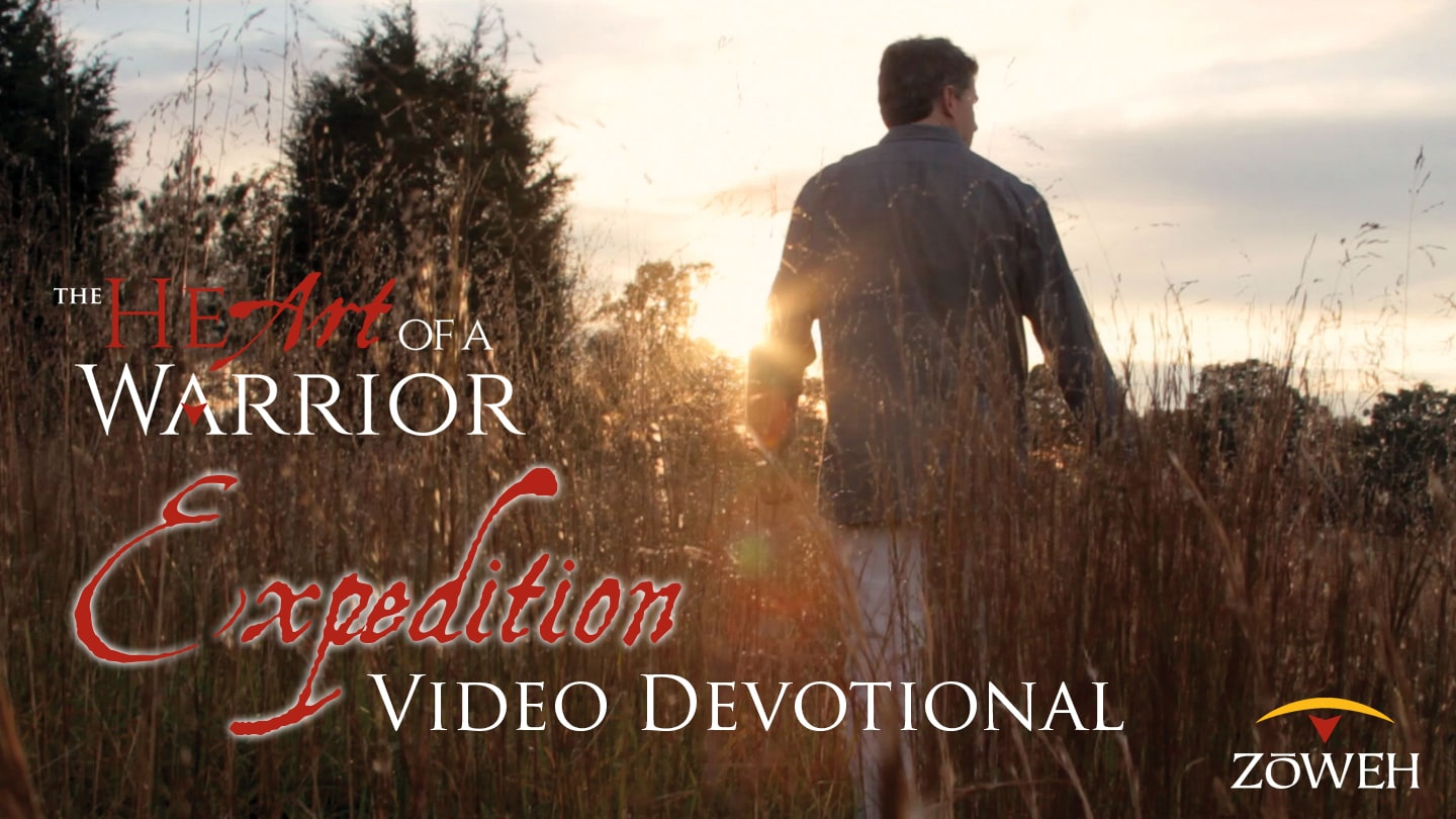 The Heart of a Warrior Expedition YouTube Bible App Video Devotional