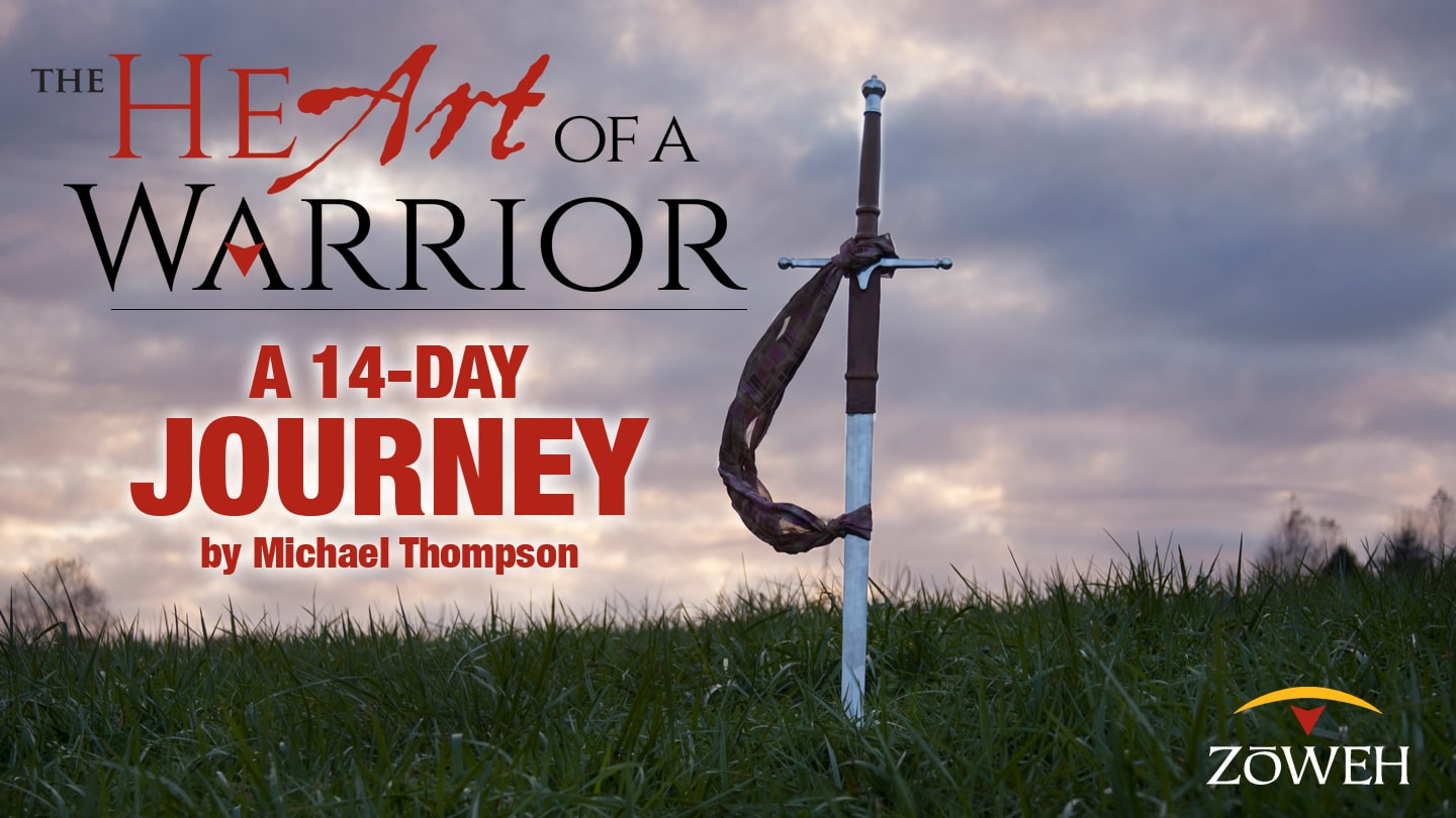 The Heart of a Warrior YouVersion Bible App Devotional