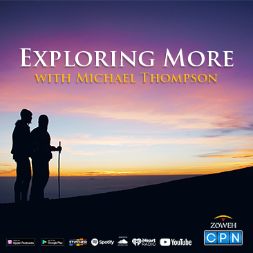 Exploring More with Michael Thompson